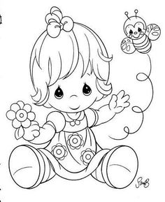 3 Precious Moments Coloring Pages to Print Momentos preciosos abelhinha √ Precious Moments Coloring Pages to Print . 3 Precious Moments Coloring Pages to Print . Little Girl Holding A Flower in Coloring Pages For Girls, Cartoon Coloring Pages, Animal Coloring Pages, Coloring Pages To Print, Coloring Book Pages, Coloring For Kids, Coloring Sheets, Precious Moments Coloring Pages, Digital Stamps