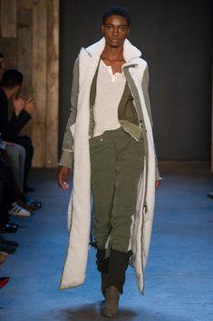 Greg Lauren Fall 2015 Ready-to-Wear Fashion Show