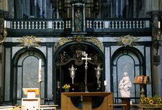 Brügge, Mariastraat, Onze-Lieve-Vrouwekerk (Liebfrauenkirche), Altar | da HEN-Magonza
