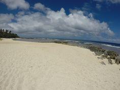 A beach a short walk away from The Hideaway, Eua Island, Tonga – Viatori #travel #travelpics #tonga #euaisland #beach