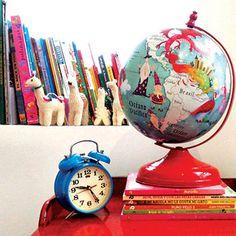 DON MUNDO Compañia de globos terráqueos. http://charliechoices.com/don-mundo/