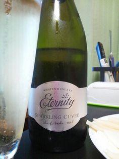 ワイン倶楽部の一本、エタニティ  1,000円台の手頃な泡としてはオススメ