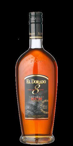 Discover El Dorado 8 Year Old Aged Rum at Flaviar
