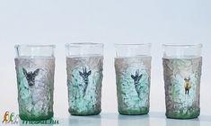 Szarvas röviditalos dísz- és használati pohárszett vadászoknak szarvas motívummal (Biborvarazs) - Meska.hu Deer Decor, Pint Glass, Decoupage, Glasses, Tableware, Eyewear, Eyeglasses, Dinnerware, Beer Glassware