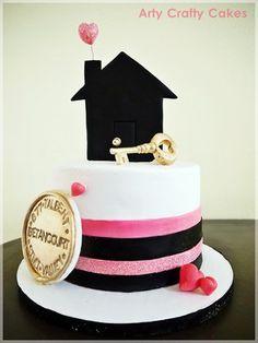 housewarming cake!
