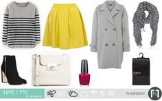11th December Daily Weather, Fashion Forecasting, December, London, My Style, Polyvore, Image, London England