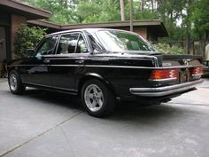 Learn more about AMG-spec Grey-market Mercedes Rarities… on Bring a Trailer, the home of the best vintage and classic cars online. Mercedes Amg, Mercedes Black, Mercedes Benz World, Classic Mercedes, Daimler Benz, Standard Oil, Classic Cars Online, Diesel Engine, Jdm