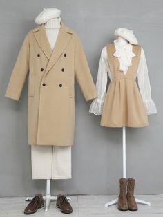 Vogue Fashion, Cute Fashion, Asian Fashion, Girl Fashion, Fashion Outfits, Fashion Design, Matching Couple Outfits, Lolita, Fashion Couple