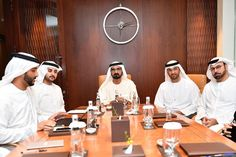 VP reviews vision of Mohammed Bin Rashid Centre for Leadership Development