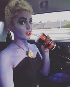 Killer Costume Idea: Ursula the Sea Witch