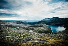 Fantastic Norway I en Impression sur acrylique | JUNIQE
