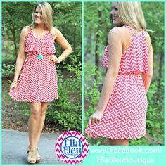 """""""Swing my way"""" Dress ~ SHOP Ella Bleu on FB www.Facebook.com/EllaBleuBoutique"""