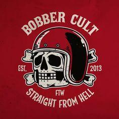 """271 curtidas, 4 comentários - Bobber Cult (@bobbercult) no Instagram: """"Original #bobbercult death to the imposters!!!"""""""