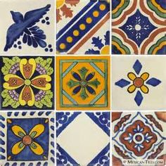 mexican tiles in... - Search