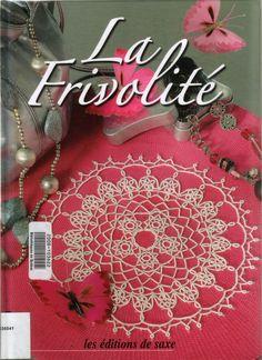 REVISTAS DE MANUALIDADES GRATIS: Revista de frivolité