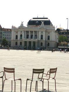 Opera house, Curych