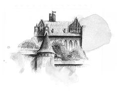 "Check out new work on my @Behance portfolio: ""Malbork&Gdańsk architecture sketch"" http://be.net/gallery/47794643/Malbork-Gdansk-architecture-sketch"