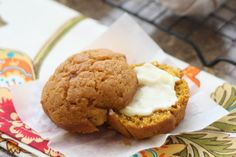 Pumpkin Muffins ~ Gluten Free and Traditional recipes included via Barefeet In the Kitchen