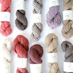 January News: Happy New Year! New Pioneer Marl Mushroom Mitts, Fabric Sale + More!