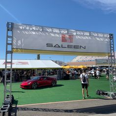 Viva Las Vegas! Gerald from our RLE USA Team visited the Saleen Cup in Las Vegas, Nevada in October and sent us some photos from the public event for racing enthusiasts and professionals. Besides the adrenaline-fueled event, they showcased a lot of their cars, including the new design for their GT4 Concept. What do you think? #Saleen #LasVegas #Racing #Event Automotive News, Nevada, October, Public, Racing, Concept, Cars, Usa, Photos