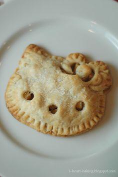 i heart baking!: hello kitty pocket pies