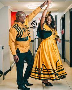 LOVELY UMBHACO XHOSA ATTIRES COLORFUL WEDDING DRESSES African Wedding Attire, African Attire, African Wear, African Women, African Traditional Wedding Dress, Traditional African Clothing, Traditional Weddings, African Dresses For Kids, Latest African Fashion Dresses