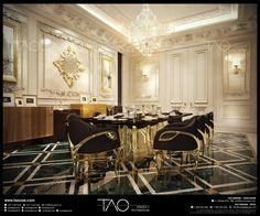 Private Villa Dining