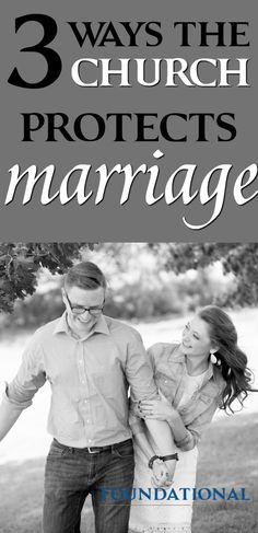 3 Ways the Church Protects Marriage Christian Couples, Christian World, Christian Marriage, Christian Living, Christian Faith, Marriage Bible Verses, Biblical Marriage, Marriage Advice, Bible Studies For Beginners