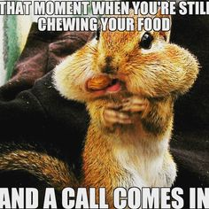 All the time!! #callcenterproblems #workinghard #justpayyourbills #stopcallingme