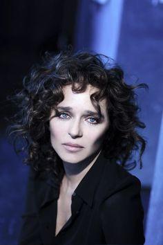 Famous Italians ~ Valeria Golino ~ Italian Actress who appeared in the movies Hot Shots and Rain Man.