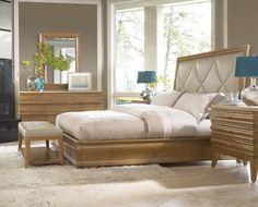 Bernhardt Monterey Bed #bedroom