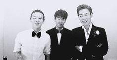 gdragon, seungri, t.o.p, taeyang gif