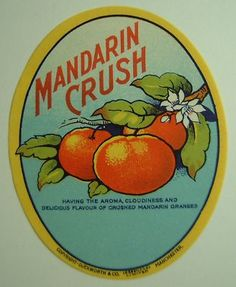 Mandarin Crush