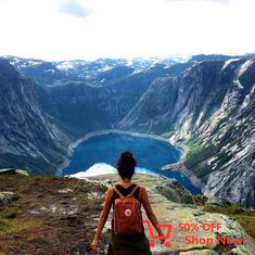 craters fill with water sometimes Amai, Kanken Backpack, Marimekko, Projects To Try, Backyard, Baby Shower, Explore, Adventure, Beach