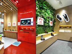 My Feet store at Gandaria City Mall by Metaphor Interior, Jakarta – Indonesia » Retail Design Blog