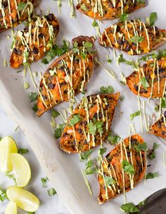 These Mexican Stuffed Sweet Potato Skins are the perfect blend of flavour. Hearty with a mild heat & a touch of sweet, these are perfect for Cinco de Mayo!