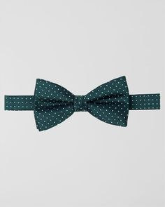 The Polka Dot Bow Tie