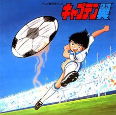 A description of tropes appearing in Captain Tsubasa. Pretty much one of the most famous and popular sport manga/anime created by Yoichi Takahashi. Captain Tsubasa, Best Cartoons Ever, Cool Cartoons, Olivier Tom, Atom Tattoo, Series Manga, Ghibli, Radios, Graphics Game