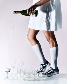 Godt nytår!  . . . #photography #photo #photooftheday #stylist #champagne #happynewyear #glass #beauty #pagne #partytime #party #legs #dress #love #partyhard #instagood #instadaily #decor #inspiration Fotograf: @simonnoerlev Model: @annajohanneskjoedtiversen Location: @skovdalnordic - Architecture and Home Decor - Bedroom - Bathroom - Kitchen And Living Room Interior Design Decorating Ideas - #architecture #design #interiordesign #diy #homedesign #architect #architectural #homedecor…