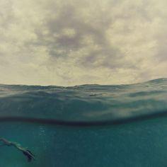 swimming mermaid