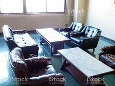 Empty Reception Room