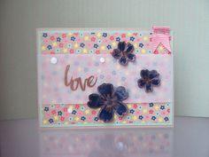 Stampin' Sacha - Stampin' Up! - Love & Affection - Layering Love…