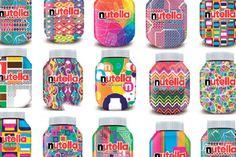 Nutella lance l'ultrapersonnalisation avec ses 2,6 millions d'emballages uniques