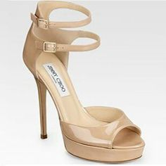 d78cb66be8a8 Jimmy Choo Caitlin Patent Sandals Nude is a fashion style hot sale in this  season!
