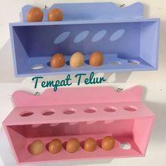 Tempat telur. #deqoiz