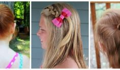 3 Easy Hairstyles for Girls That Are Perfect for Back-to-School