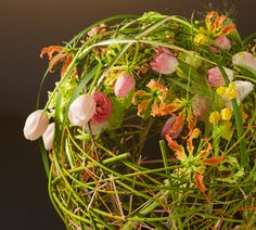 FLOOS - a crafter's secret - Spring cannot be caged