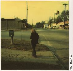 Walker Evans - Polaroids (1973-74)