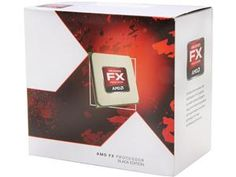 AMD FX-6350 Vishera 6-Core 3.9GHz Socket AM3+ 125W Desktop Processor FD6350FRHKBOX