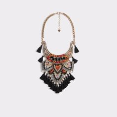 Abirema Delight your neckline with this versatile, lengthy, and adjustable necklace that's perfect for layering. Chocker Necklace, Pendant Necklace, Professional Wear, Aldo Shoes, Bag Sale, Neue Trends, Fashion Necklace, Fashion Shoes, Latest Trends